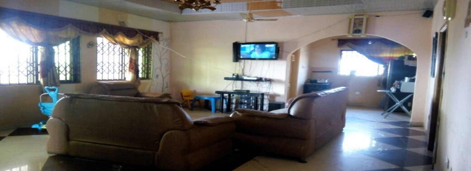 apartment to rent in sunyani